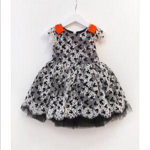 Disney Tutu Couture Minnie Mouse Lace Dress
